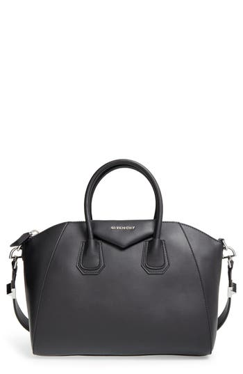 Givenchy 'Medium Antigona' Leather Satchel