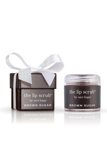 Alternate Image 2  - sara happ® 'The Lip Scrub™ - Brown Sugar' Lip Exfoliator