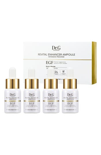 Alternate Image 2  - My Skin Mentor Dr. G Beauty Revital Enhancer EGF Ampoule Four-Week Program