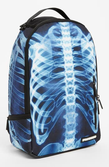 Sprayground X Ray Bones Backpack Boys Nordstrom