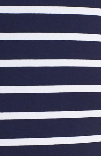 Alternate Image 3  - LAmade Stripe Jersey Maxi Dress (Plus Size)