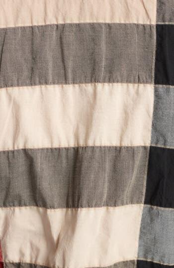 Alternate Image 3  - Burberry Brit Pucker Check Print Shirt