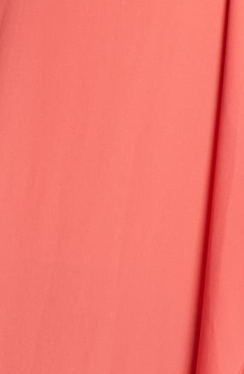 Alternate Image 3  - BCBGMAXAZRIA Draped Blouson Gown