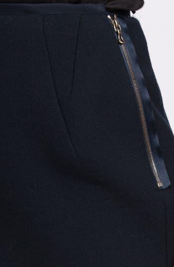 Alternate Image 3  - Lanvin Bias Cut Wool Fishtail Skirt