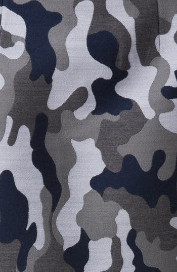 Alternate Image 4  - Christopher Kane Camo Print Pencil Skirt