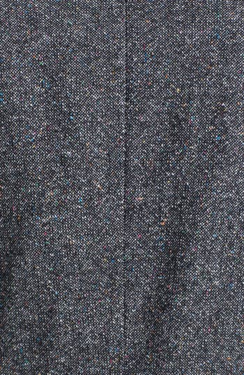 Alternate Image 3  - Cole Haan Leather & Speckled Wool Jacket
