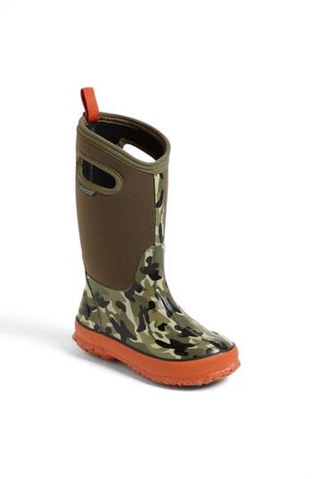 Bogs Classic High Waterproof Boot Toddler Little Kid