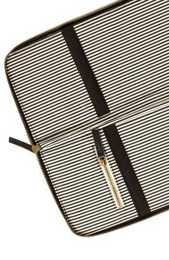 Monogram Tie Case,                             Alternate thumbnail 3, color,
