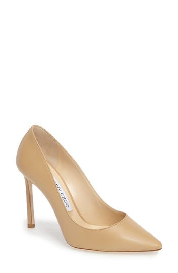 Jimmy Choo 'Romy' Pointy Toe P..