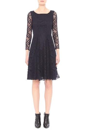 Liliana Lace Fit & Flare Dress, video thumbnail