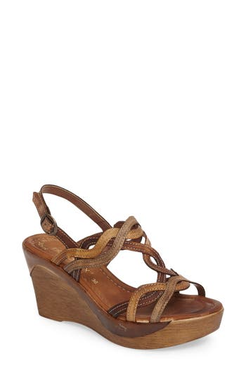 Napa Flex Alto Wedge Sandal (Women)
