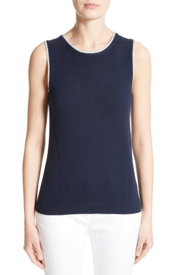St. John Collection Cashmere Shell