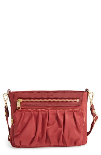 MZ Wallace 'Abbey' Bedford Nylon Crossbody Bag