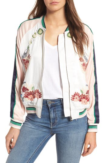 Paul & Joe Sister Lesfleurs Bomber Jacket
