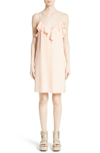 rag & bone Orchard Ruffle Slipdress
