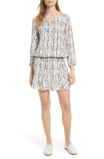 Soft Joie Arryn B Snake Print Popover Dress
