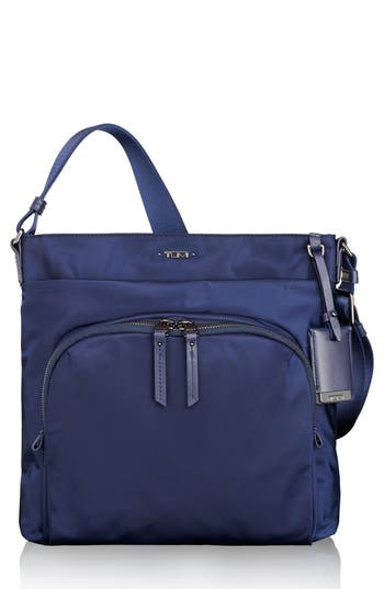 Tumi 'Voyageur - Capri' Nylon Crossbody Bag