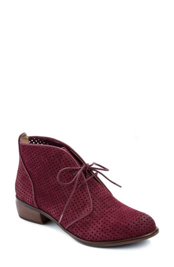 Latigo Isaac Lace-Up Bootie (Women)