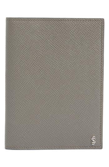 Serapian Milano Evolution Leather Passport Cover