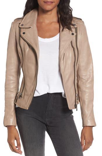 LAMARQUE Leather Moto Jack..