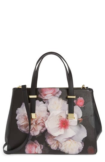 Ted Baker London Large Abeliaa Chelsea Lady Adjustable Handle Shopper