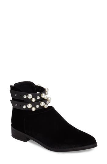 E8 by Miista Maisie Embellished Bootie (Women)