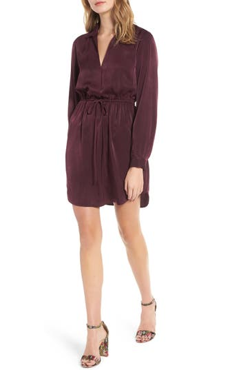 Payton Cinched Waist Dress