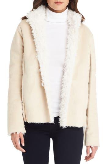 Michael Stars Reversible Faux Fur Coat