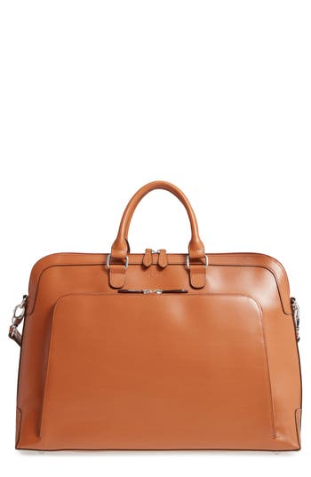 Lodis Audrey Under Lock & Key - Brera RFID Leather Briefcase