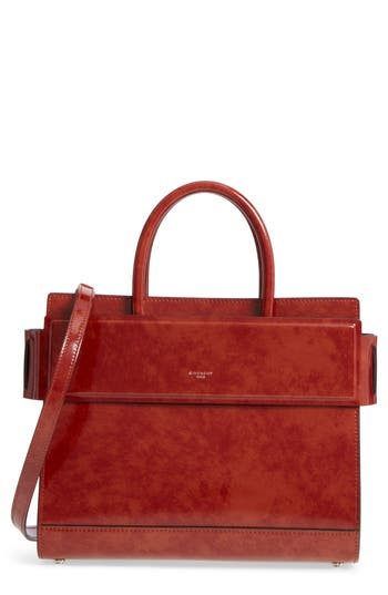Givenchy Small Horizon Calfskin Leather Tote