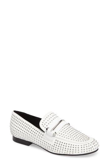 Steve Madden Kast Studded Loafer (Women)