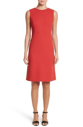 Lafayette 148 New York Selita Nouveau Crepe Dress