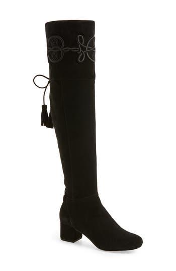Rebecca Minkoff Shiloh Over the Knee Boot (Women) (Narrow Calf)