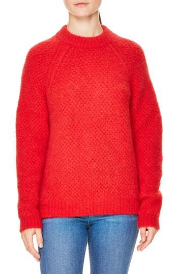 sandro Judie Mohair Blend Sweater