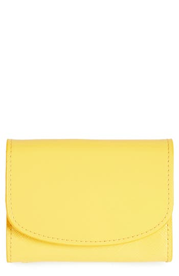 Nordstrom Leather Card Holder
