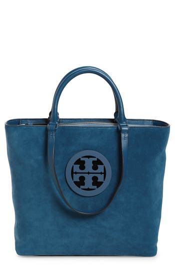 Tory Burch Charlie Suede T..