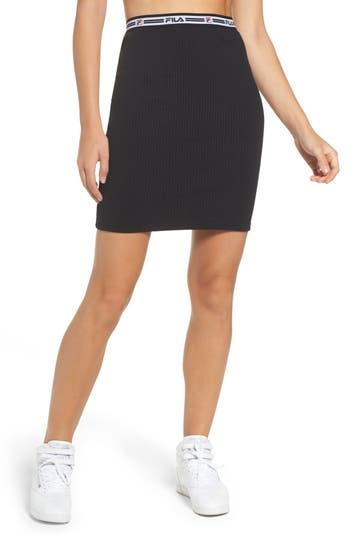 FILA Cathy Rib-Knit Skirt