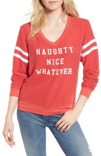 Wildfox Naughty Nice Whate..