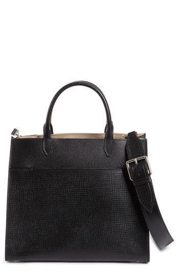 Maison Margiela Bonded Leather Satchel