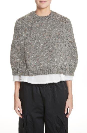 Comme des Garçons Armless Crop Sweater