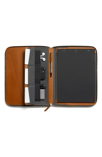 A4 Leather Work Folio by Bellroy