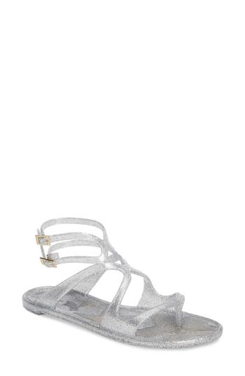 Lance Gladiator Jelly Sandal by Jimmy Choo
