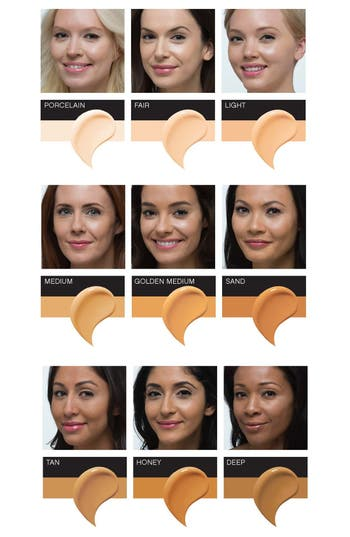 'Baked' Liquid Radiance Foundation,                             Alternate thumbnail 3, color,