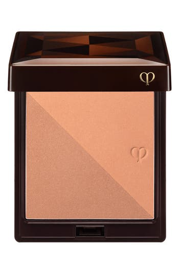 Alternate Image 1 Selected - Clé de Peau Beauté Bronzing Powder Duo