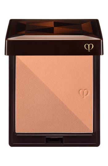 Main Image - Clé de Peau Beauté Bronzing Powder Duo