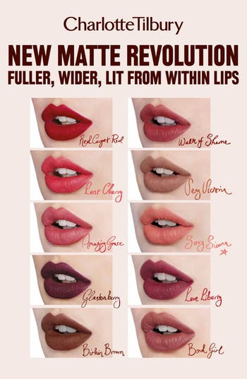 Matte Revolution Luminous Modern-Matte Lipstick,                             Alternate thumbnail 2, color,