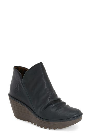 Fly London 'Yip' Wedge Bootie ..