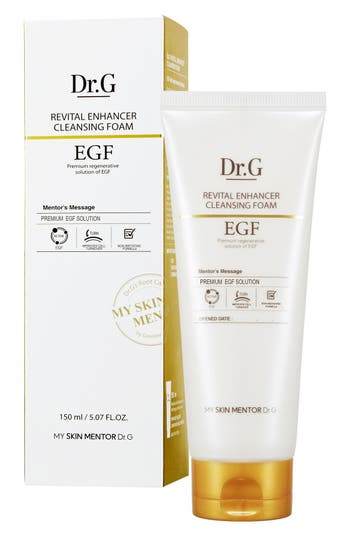 Alternate Image 2  - My Skin Mentor Dr. G Beauty Revital Enhancer Cleansing Foam