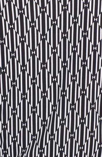 Alternate Image 3  - MICHAEL Michael Kors Print Faux Wrap Dress (Plus Size)
