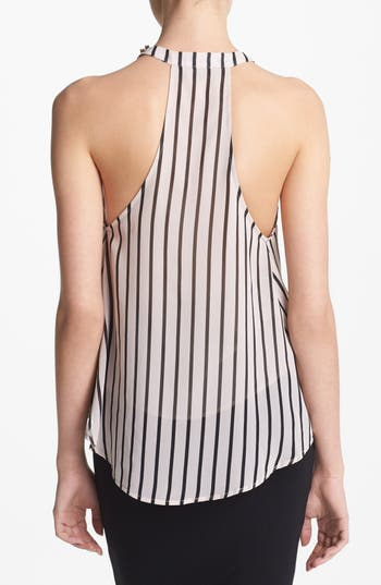 Alternate Image 2  - ASTR Stripe Racerback Tank